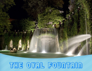 The Oval Fountain